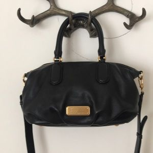 Marc Jacobs Workwear purse in black
